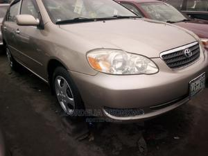Toyota Corolla 2005 Gold | Cars for sale in Lagos State, Apapa