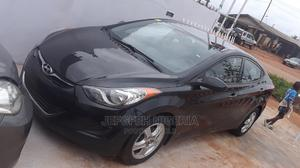 Hyundai Elantra 2013 Black   Cars for sale in Lagos State, Ikorodu