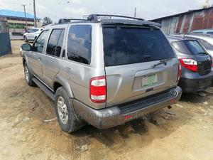 Nissan Pathfinder 2002 SE AWD SUV (3.5L 6cyl 4A) Silver | Cars for sale in Akwa Ibom State, Uyo