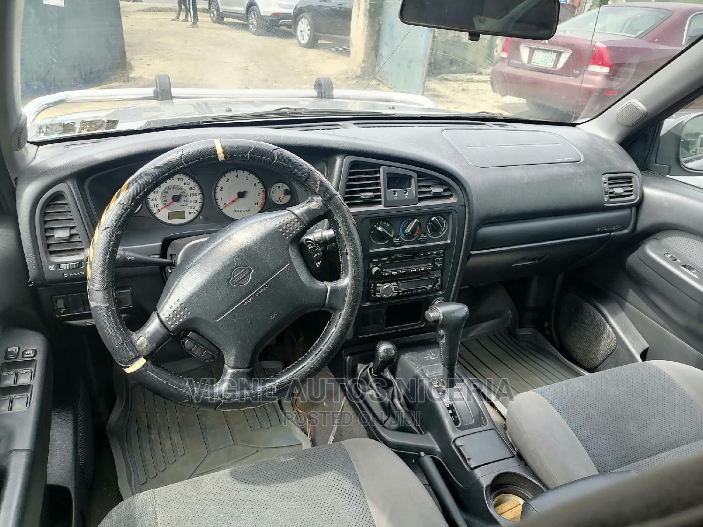 Nissan Pathfinder 2002 SE AWD SUV (3.5L 6cyl 4A) Silver   Cars for sale in Uyo, Akwa Ibom State, Nigeria