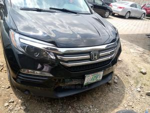 Honda Pilot 2016 Black | Cars for sale in Rivers State, Port-Harcourt