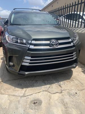 Toyota Highlander 2016 Green   Cars for sale in Oyo State, Ibadan