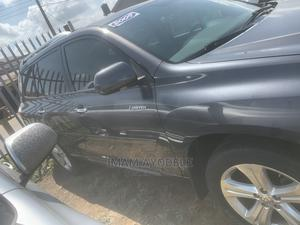 Toyota Highlander 2009 Limited Gray   Cars for sale in Lagos State, Isolo