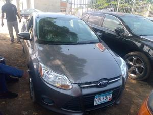 Ford Focus 2014 Gray   Cars for sale in Lagos State, Isolo