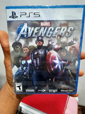 Ps5 Marvel Avengers PS5 | Video Games for sale in Lagos State, Ikeja