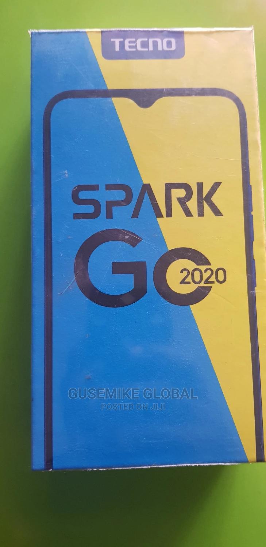 Archive: New Tecno Spark Go 2020 32 GB White