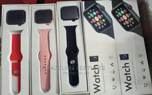 Smartwatch Series 6 Clone | Smart Watches & Trackers for sale in Oyo State, Oluyole