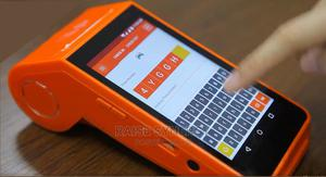 Handheld Car Parking Ticket Mobile POS Terminal With QR Code   Store Equipment for sale in Lagos State, Ikeja