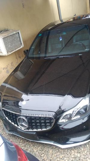 Mercedes-Benz E350 2014 Black | Cars for sale in Lagos State, Alimosho