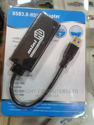 USB 3.0 to HDMI HD 1080P Vide Cable Adapter Converter for Pc   Accessories & Supplies for Electronics for sale in Lagos State, Ikeja