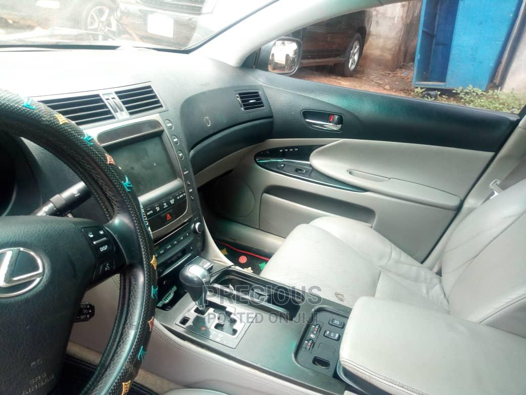 Lexus GS 2007 Gray   Cars for sale in Ika South, Delta State, Nigeria