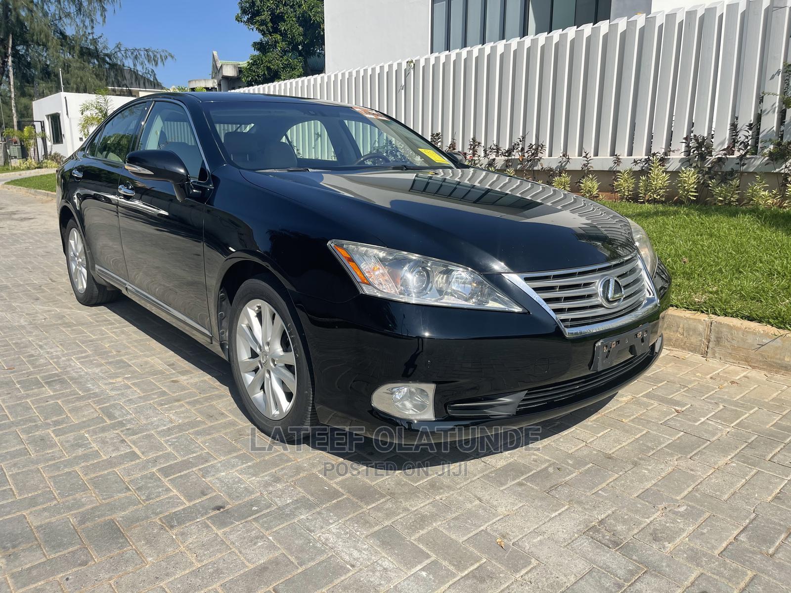 Lexus ES 2011 350 Black | Cars for sale in Ikoyi, Lagos State, Nigeria