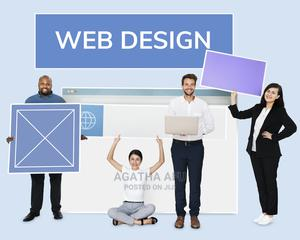 Professional Graphics and Website Developer   Computer & IT Services for sale in Abuja (FCT) State, Garki 1