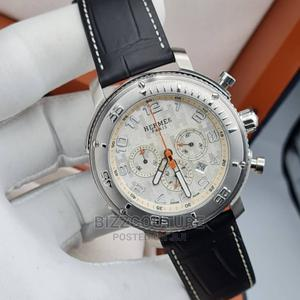 High Quality HERMES Leather Watch Available for Sale   Watches for sale in Lagos State, Magodo