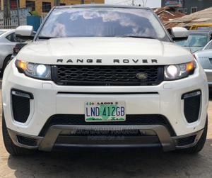 Land Rover Range Rover Evoque 2013 Pure AWD 5-Door White | Cars for sale in Lagos State, Ikeja