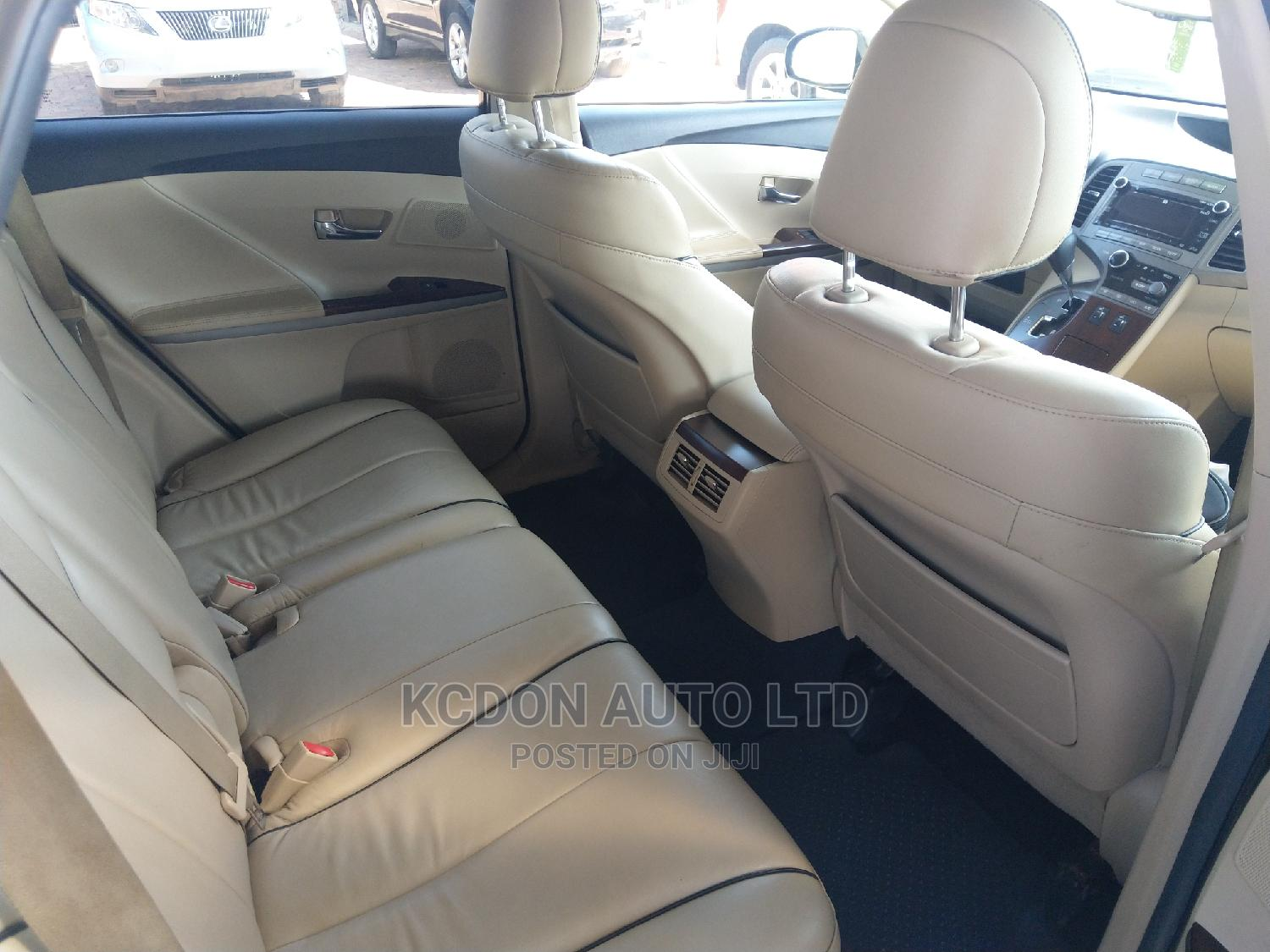 Toyota Venza 2011 V6 AWD Blue | Cars for sale in Lekki, Lagos State, Nigeria