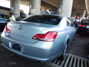 Toyota Avalon 2007 XLS Silver | Cars for sale in Lagos State, Apapa
