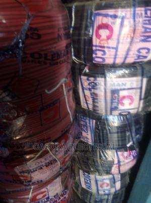 Original Coleman 1.5mm Single Cables | Electrical Equipment for sale in Lagos State, Lagos Island (Eko)