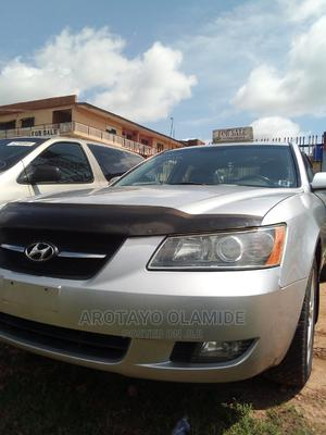 Hyundai Sonata 2009 Silver | Cars for sale in Oyo State, Ibadan