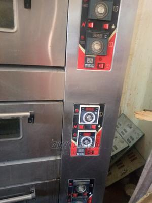 Industrial Gas Oven - 3-Deck 9-Tray Gas Oven for Bakery   Industrial Ovens for sale in Edo State, Esan North East