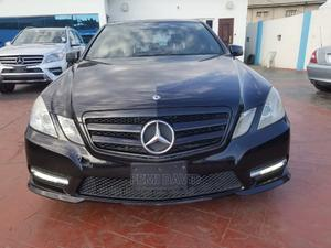 Mercedes-Benz E350 2012 Black | Cars for sale in Lagos State, Magodo