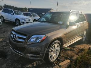 Mercedes-Benz GLK-Class 2013 350 4MATIC Gray   Cars for sale in Lagos State, Apapa