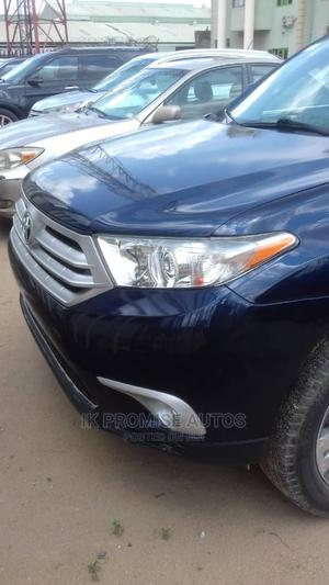 Toyota Highlander 2011 Limited Blue | Cars for sale in Lagos State, Ikeja