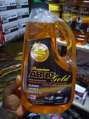 Abro Car Wash and Wax | Vehicle Parts & Accessories for sale in Lagos State, Ojo
