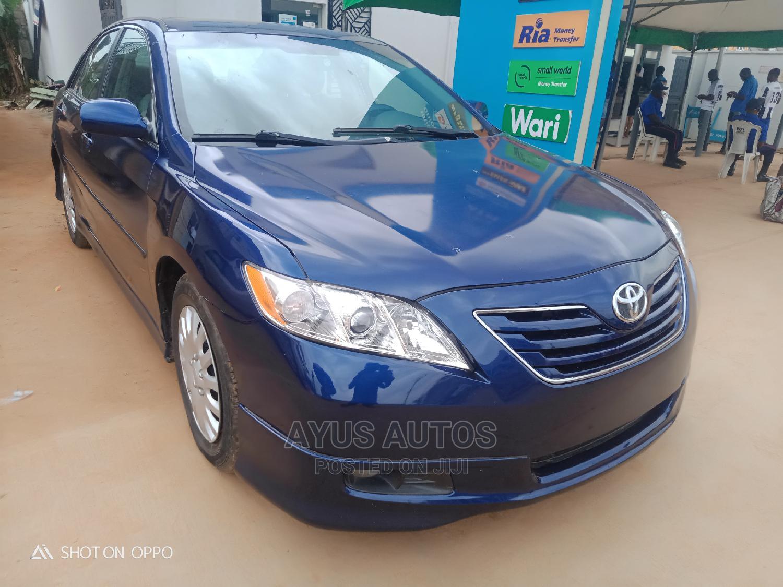 Toyota Camry 2009 Blue | Cars for sale in Sagamu, Ogun State, Nigeria