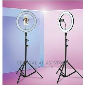 10inches Tripod Stand With Selfie Ring Light   Accessories & Supplies for Electronics for sale in Lagos State, Ogba
