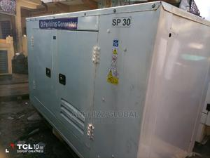 30kva Perkins Soundproof Generator With Stamford Alternator | Electrical Equipment for sale in Lagos State, Lekki