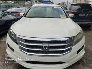 Honda Accord CrossTour 2010 EX-L White | Cars for sale in Lagos State, Ikeja