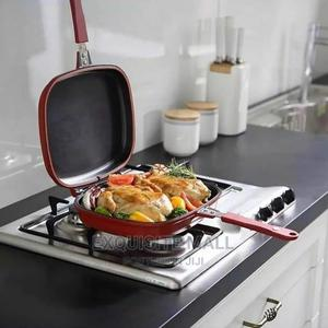 Double Sided Grill Pan   Kitchen & Dining for sale in Lagos State, Surulere