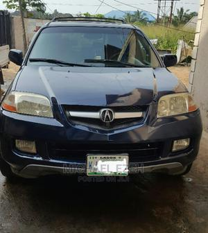 Acura MDX 2004 Sport Utility Blue   Cars for sale in Abia State, Aba South
