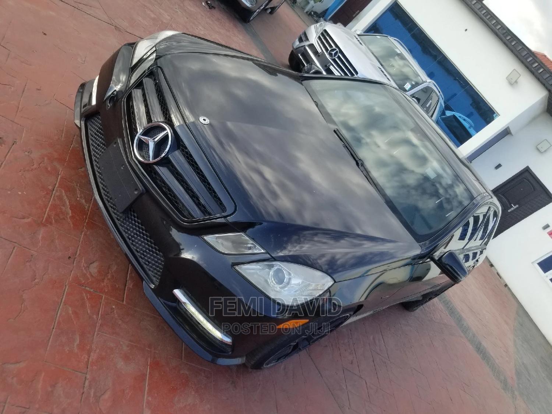 Mercedes-Benz E350 2012 Black | Cars for sale in Magodo, Lagos State, Nigeria