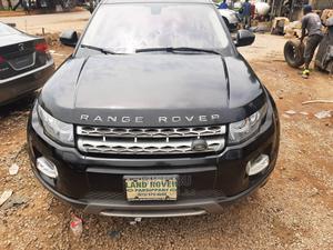 Land Rover Range Rover Evoque 2014 Black | Cars for sale in Abuja (FCT) State, Lokogoma