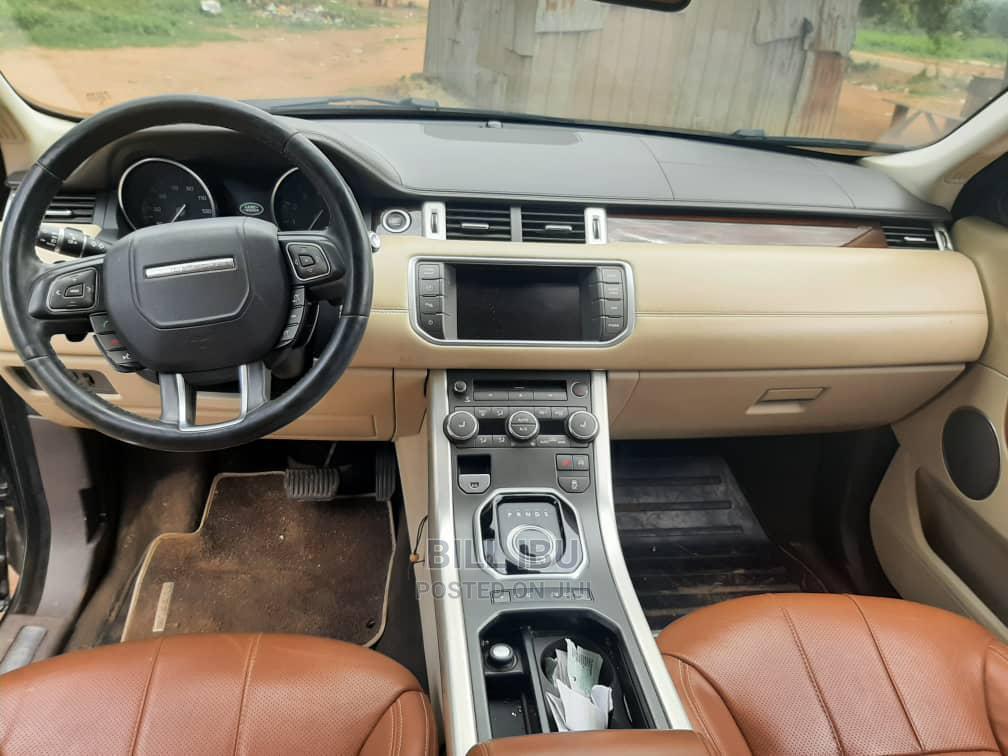 Land Rover Range Rover Evoque 2014 Black | Cars for sale in Lokogoma, Abuja (FCT) State, Nigeria