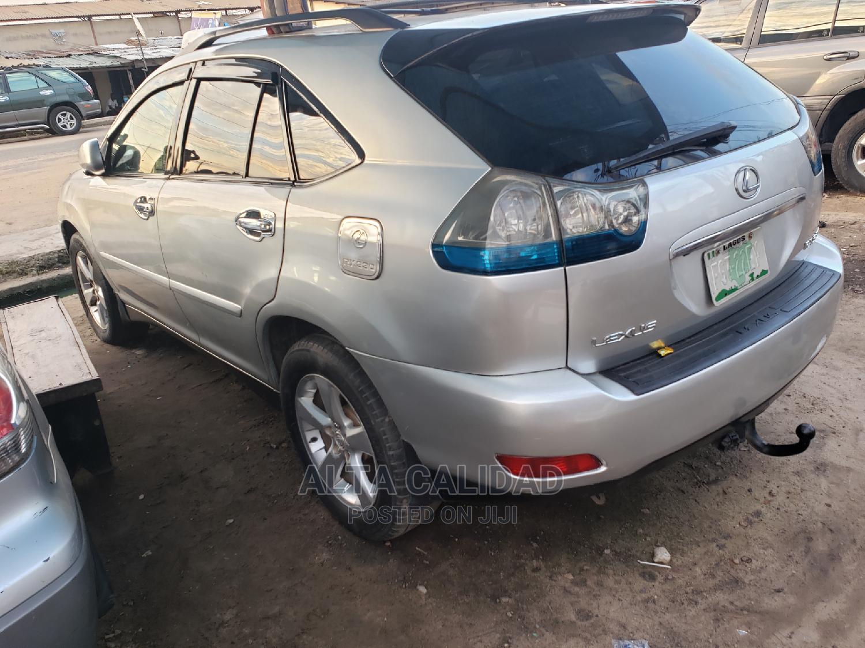 Lexus RX 2005 330 Silver   Cars for sale in Amuwo-Odofin, Lagos State, Nigeria