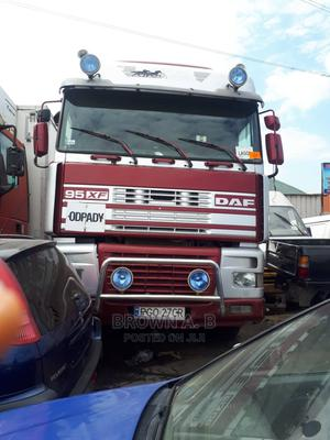 DAF 95xf Head | Trucks & Trailers for sale in Lagos State, Surulere