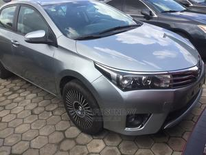Toyota Corolla 2015 Silver   Cars for sale in Lagos State, Ikeja