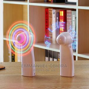 Luminous Mini Handheld Fan | Home Appliances for sale in Abuja (FCT) State, Kubwa
