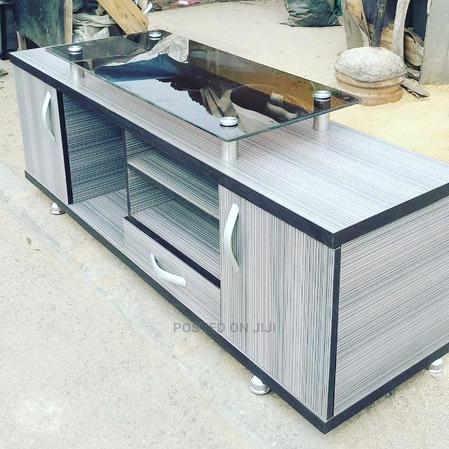 Archive: Tv Stand With Glass