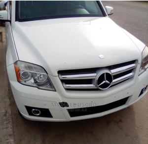 Mercedes-Benz GLK-Class 2010 350 4MATIC White   Cars for sale in Lagos State, Ajah