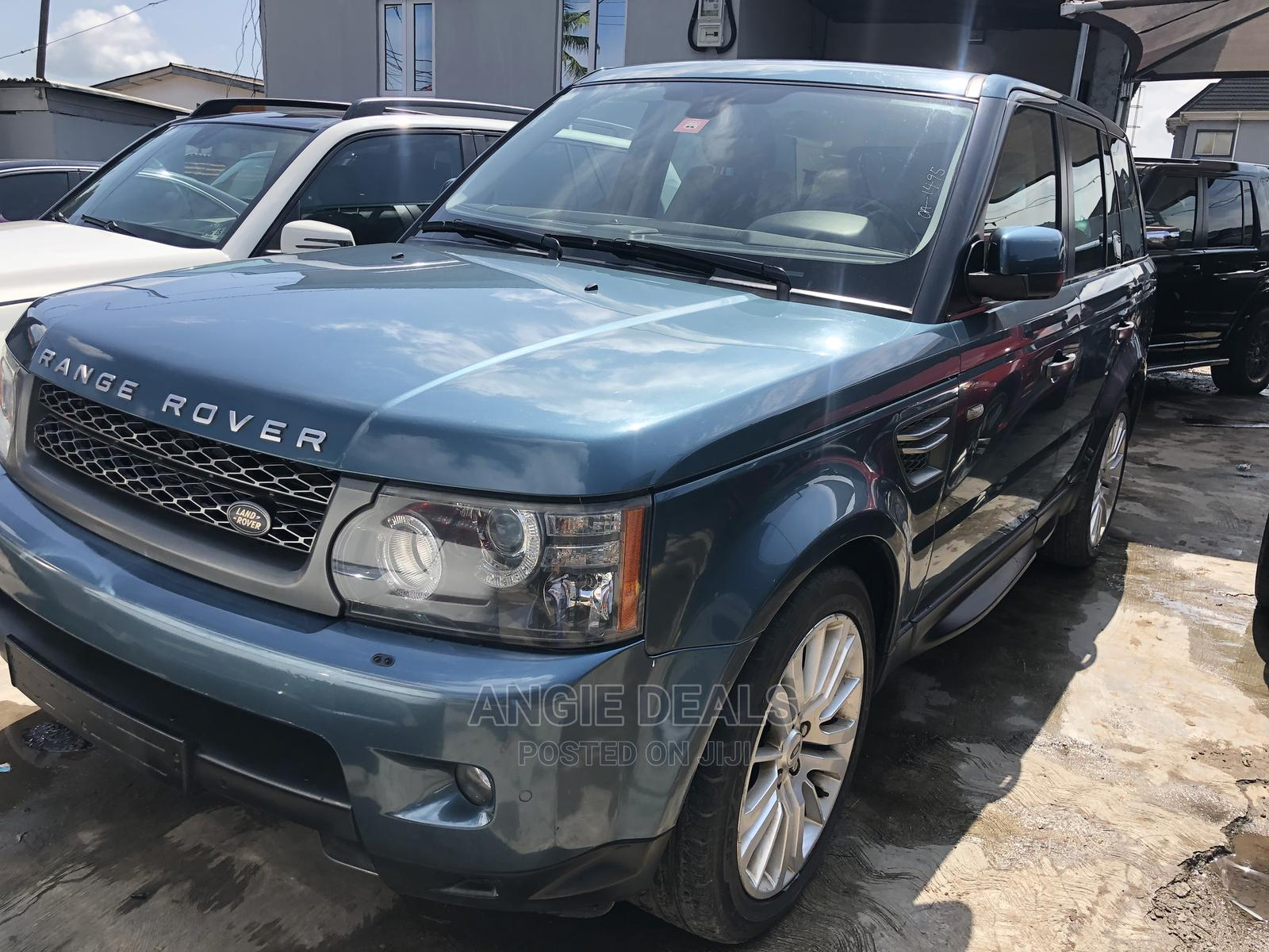 Archive: Land Rover Range Rover Sport 2011 HSE 4x4 (5.0L 8cyl 6A)