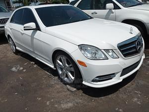 Mercedes-Benz E350 2013 White   Cars for sale in Lagos State, Apapa