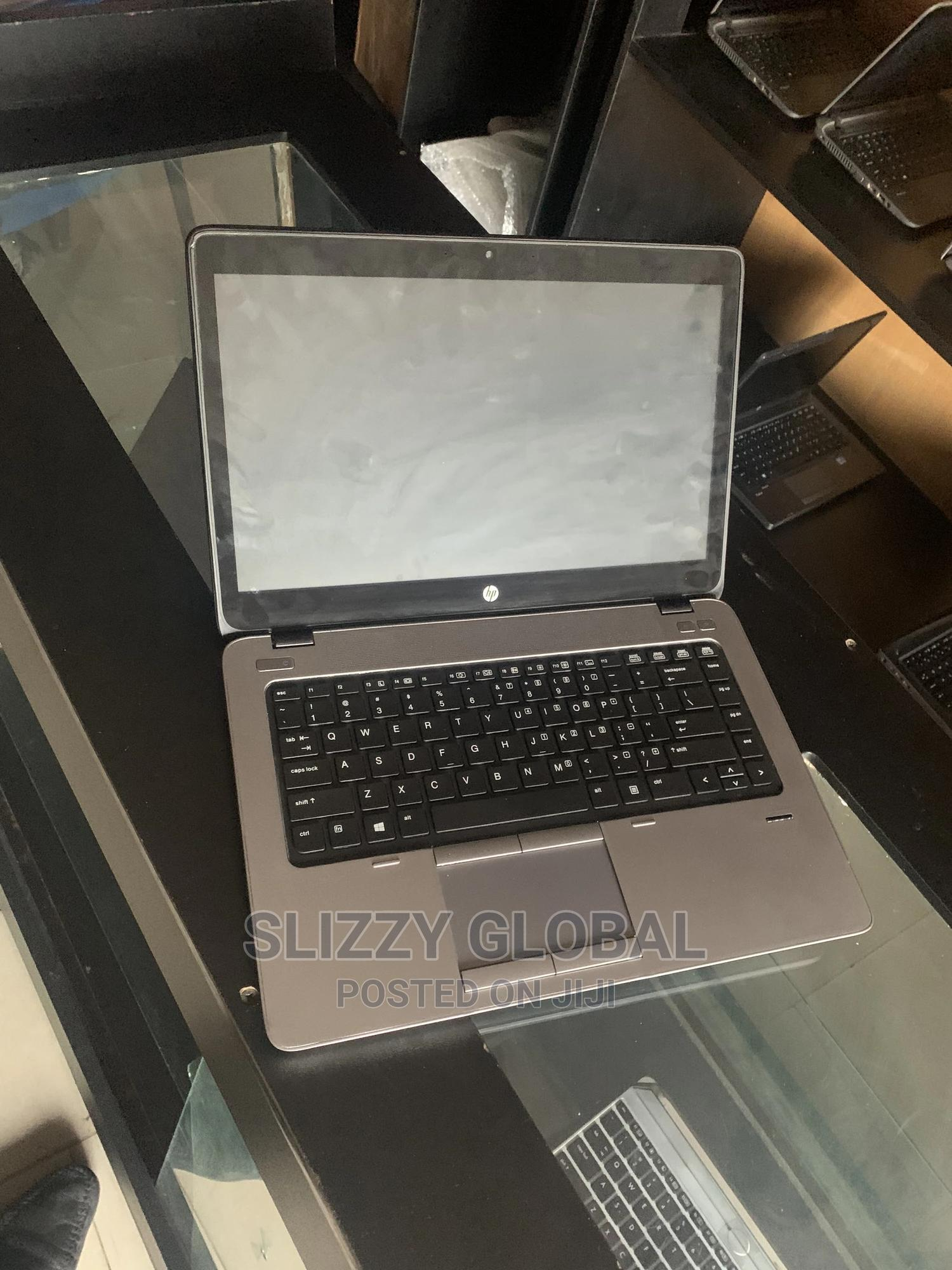 Laptop HP EliteBook 840 G1 8GB Intel Core I5 HDD 500GB   Laptops & Computers for sale in Wuse 2, Abuja (FCT) State, Nigeria