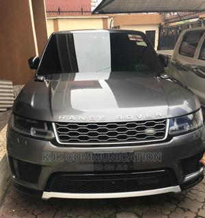 Land Rover Range Rover Sport 2018 HSE Gray | Cars for sale in Lagos State, Maryland
