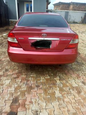 Toyota Camry 2004 Red | Cars for sale in Edo State, Ekpoma