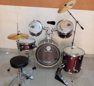High Quality Virgin Drum Set | Musical Instruments & Gear for sale in Lagos State, Ojo