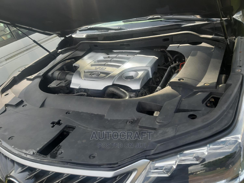 Archive: Lexus LX 2010 570 Black